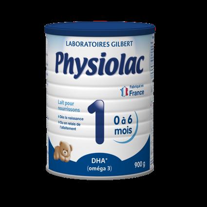 physiolac 1 900 gr