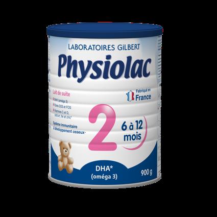 physiolac 2 900gr